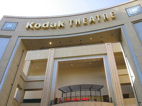 杜比剧院旅游景点图片