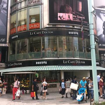 ル・カフェドトール 銀座中央通り店