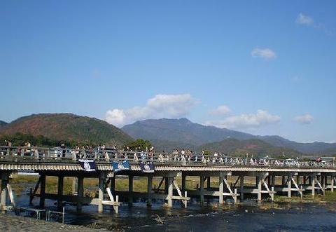 渡月桥的图片