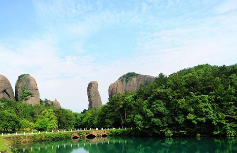龟峰山的图片