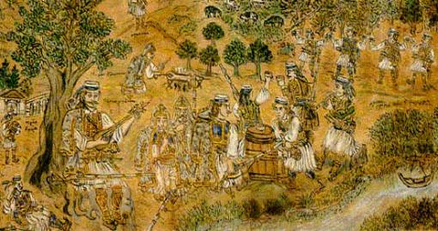 民俗艺术与传统中心