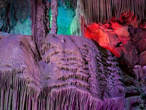 银子岩旅游景点图片