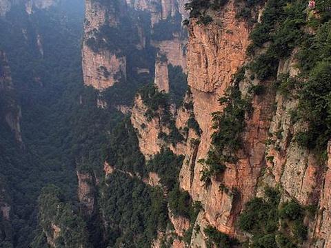 张家界风景区旅游景点图片