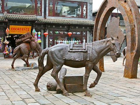 云南民族村旅游景点图片