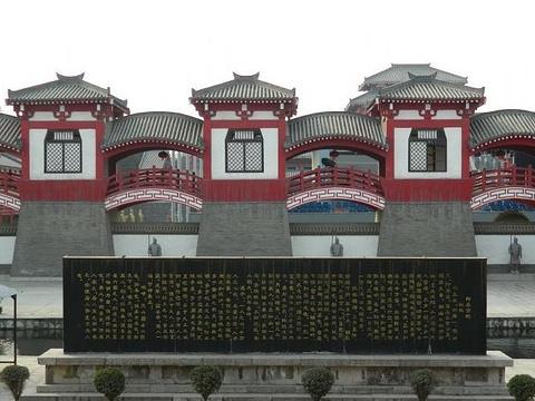阿房宫遗址旅游景点图片