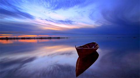 民丹岛海滩