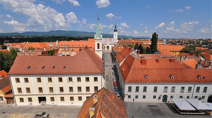 克罗地亚旅游景点图片