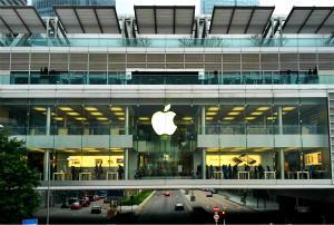 苹果香港旗舰店