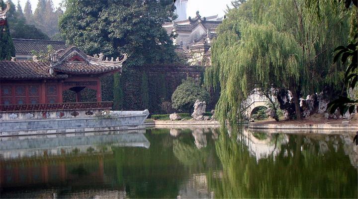 襄阳旅游景点图片