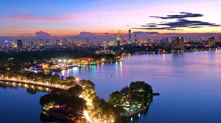 竹帛湖旅游图片