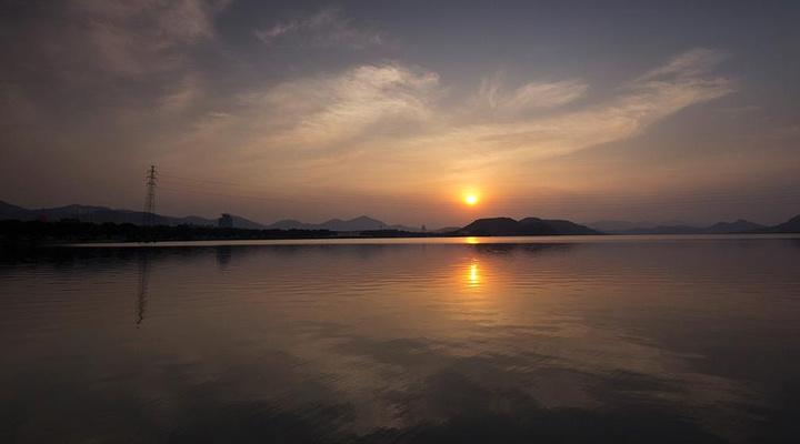 黄石磁湖旅游图片