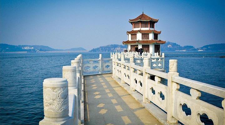 万佛湖旅游图片