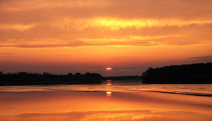 乌苏里江旅游图片