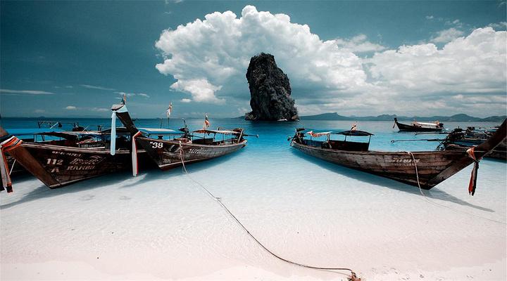 玛雅湾旅游图片