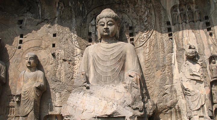 龙门石窟旅游图片