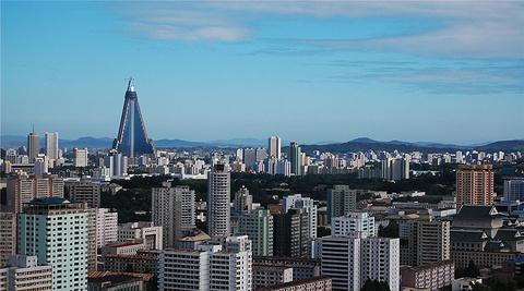朝鲜旅游景点图片