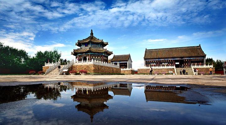 抚顺县旅游景点图片
