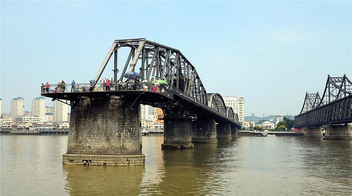 丹东旅游景点图片
