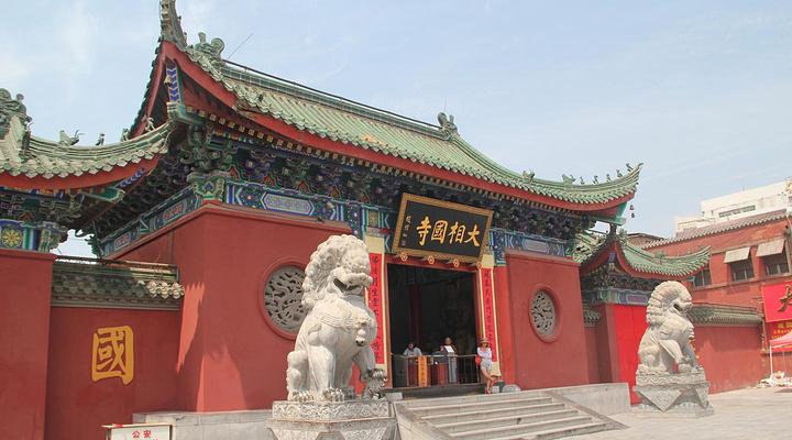 开封大相国寺旅游图片