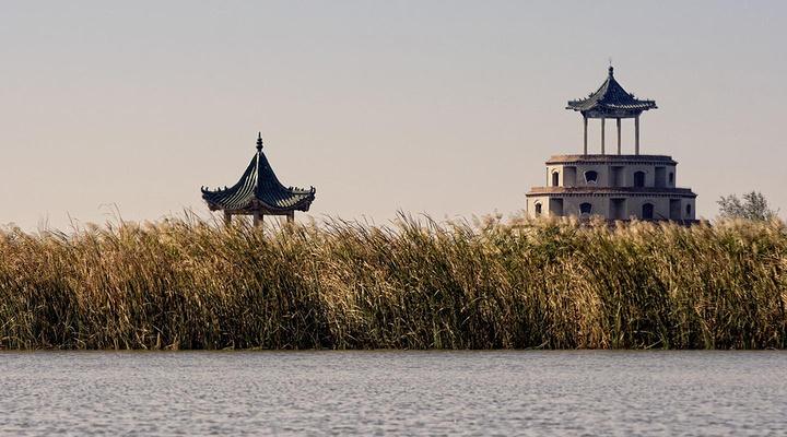 衡水湖旅游图片