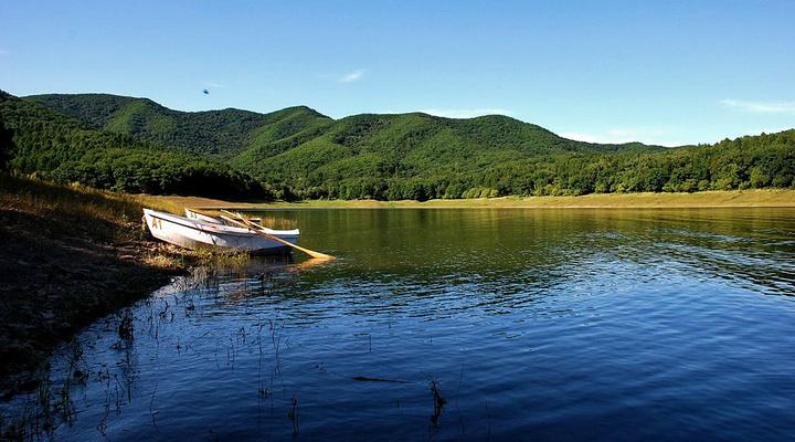 松花湖旅游图片