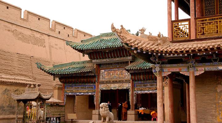 关公庙旅游图片