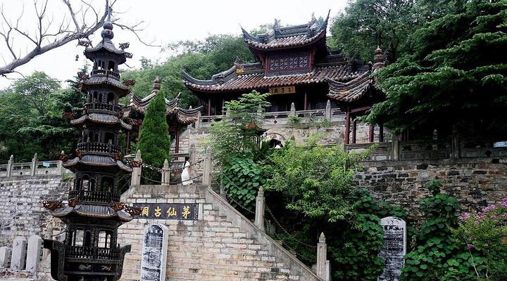 茅仙古洞旅游图片