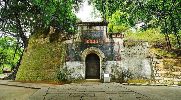 东莞沙角炮台旅游图片