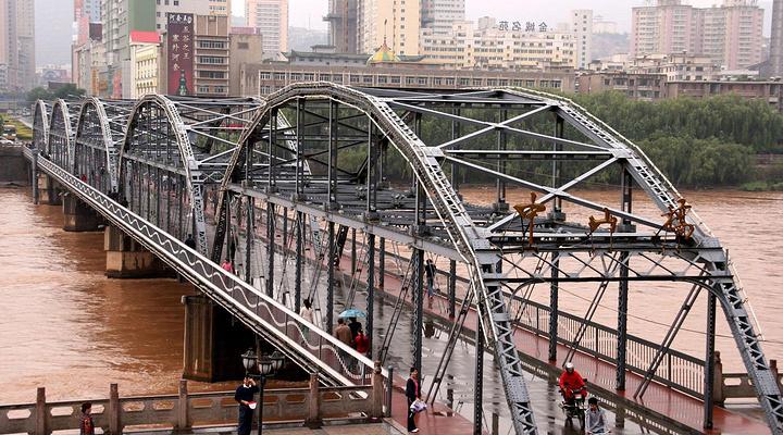 中山桥旅游图片