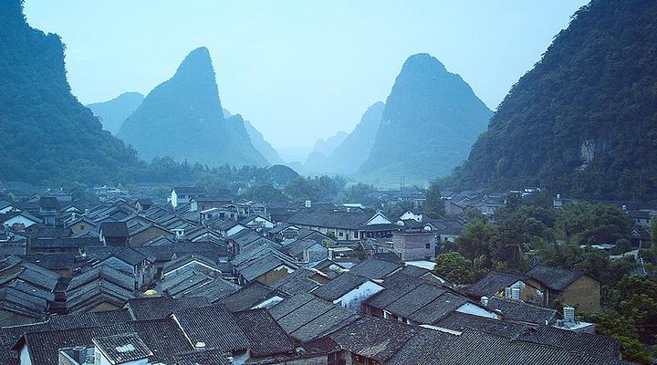 贺州黄姚古镇旅游图片