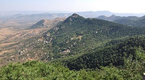 沂蒙山国家地质公园