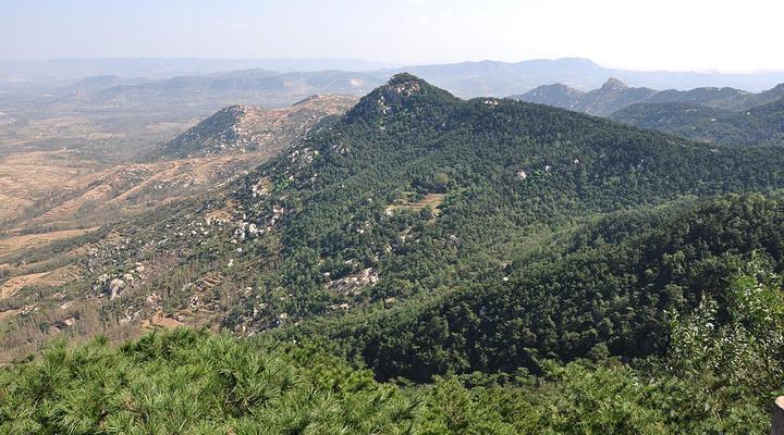 沂蒙山国家地质公园旅游图片