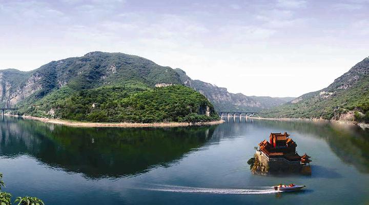 九女湖旅游图片