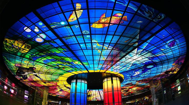 光之穹顶旅游图片