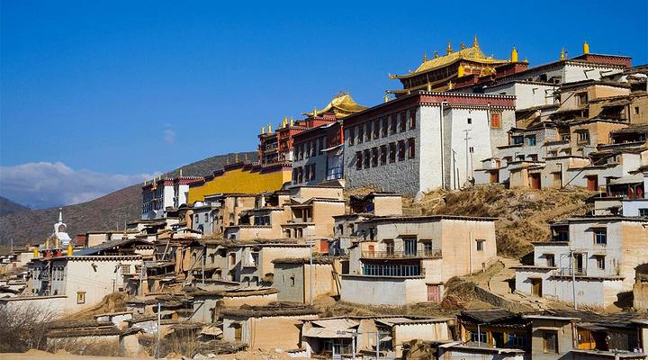 噶丹·松赞林寺旅游图片