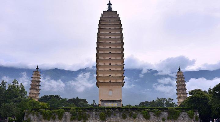 崇圣寺三塔旅游图片
