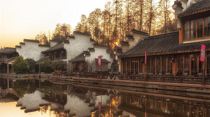 秦淮河旅游图片