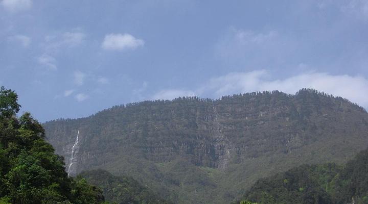瓦屋山国家森林公园旅游图片