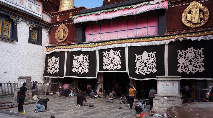 大昭寺旅游图片