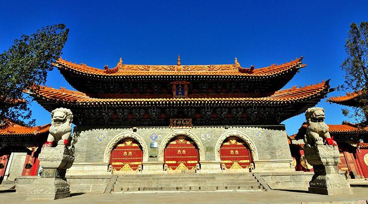 白马寺旅游图片