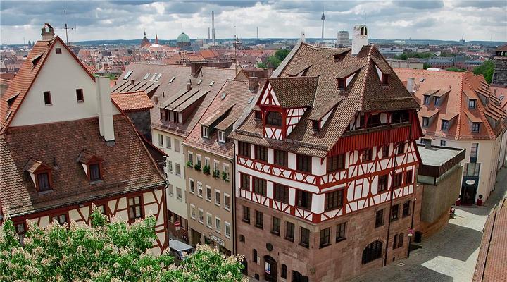 班贝格老城旅游图片