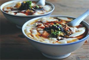 无锡豆腐花