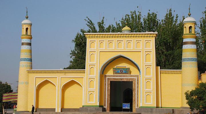 艾提尕尔清真寺旅游图片