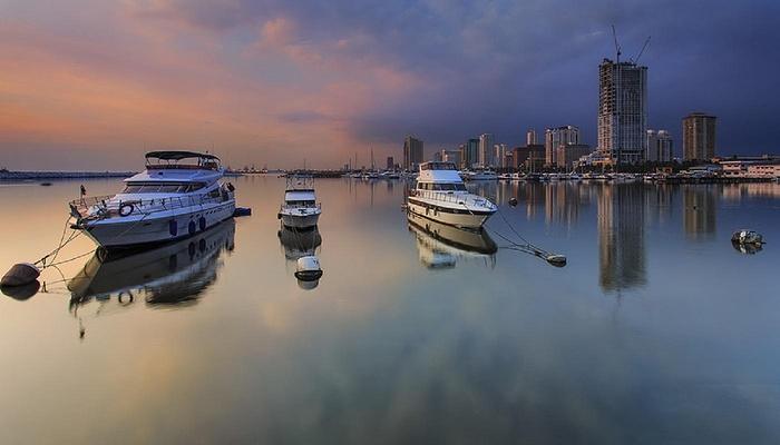 马尼拉港旅游图片