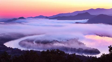 双鸭山旅游景点图片