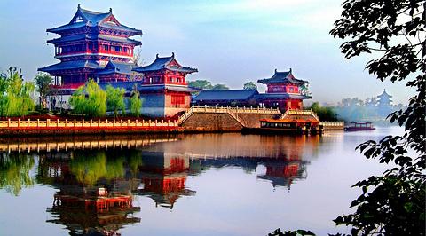 泰州旅游景点图片