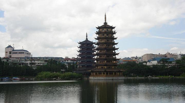遂宁旅游景点图片