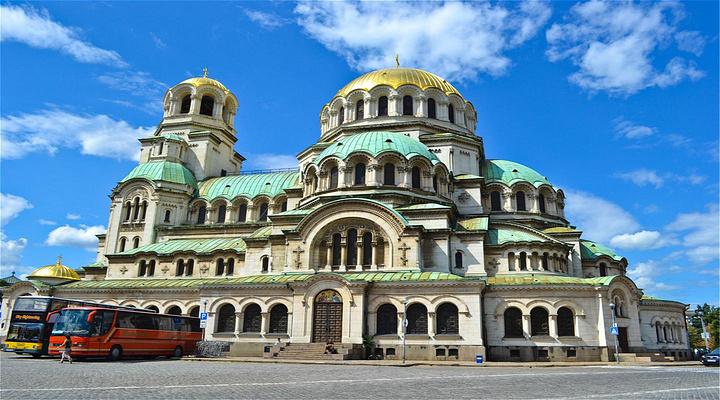 亚历山大·涅夫斯基大教堂旅游图片