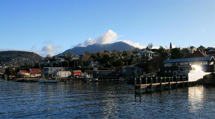 Battery Point旅游图片