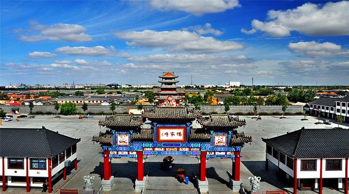 杨家埠民间艺术大观园旅游图片